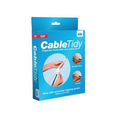 JML Electrical Cable Tidy Black