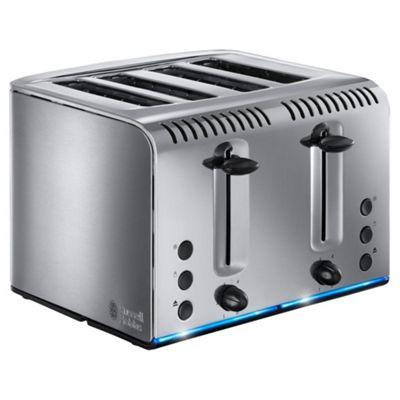 Russell Hobbs 20750 Buckingham 4 Slice Toaster - Stainless Steel