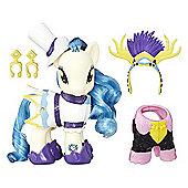 My Little Pony Explore Equestria Sapphire Shoes Fashion Style Set