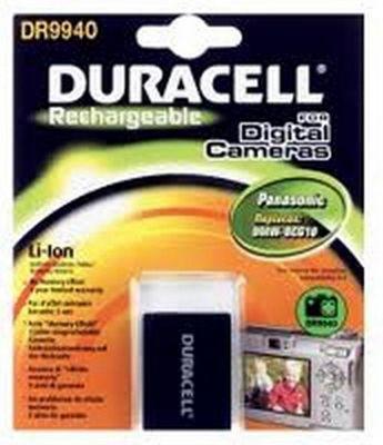 Duracell Digital Camera Battery 3.7v 900mAh 3.3Wh Lithium-Ion (Li-Ion)