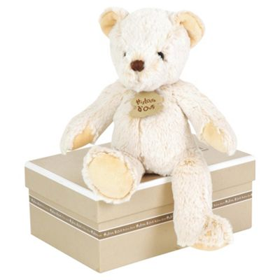 Historie D'ours Z'Animoos Classic 20cm Bear, Beige