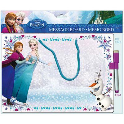 Disney Frozen Message Board