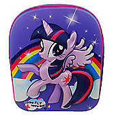 My Little Pony 'Twilight Sparkle' 3d Eva School Bag Rucksack Backpack