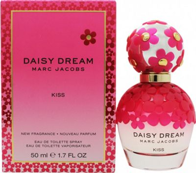 Marc Jacobs Daisy Dream Kiss Eau de Toilette (EDT) 50ml Spray For Women