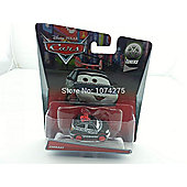 Cars 2 chisaki with Racing Wheels Die Cast Vehicles, No 3, V2797