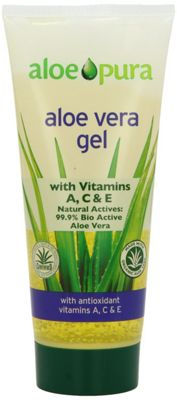 Aloe Vera Gel + Vitamis A, C & E