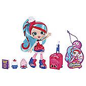 Shopkins Shoppies World Tour Jessicake Doll
