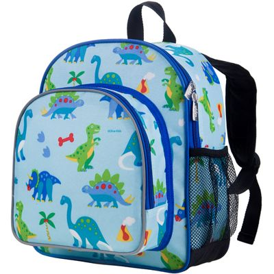 Toddler Backpacks- Dinosaur Land