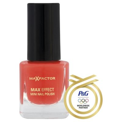 Max Factor Max Effect Mini Nail 9 Diva Coral