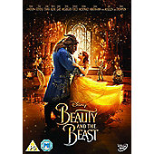 Beauty & The Beast (Live Action) DVD