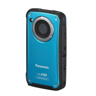 Panasonic TA20 Blue Waterproof Pocket Camcorder