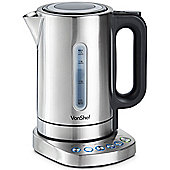 VonShef 1.7L Variable Temperature Base Kettle