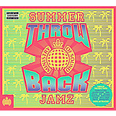 Throwback Summer Jamz 3CD