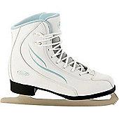 Lake Placid Spirit 500 Figure Ice Skates - White
