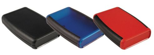 Hammond Soft-Sided Hand-Held Enclosure Red 117x79x24mm