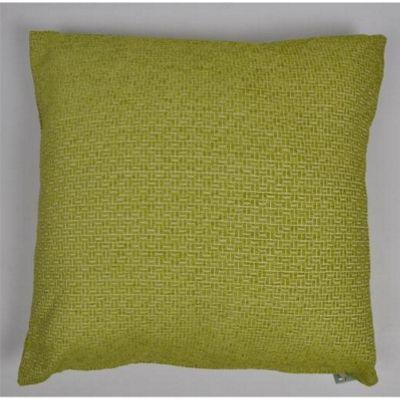 Mason Gray Rex Green Cushion Cover - 43x43cm