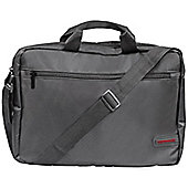 Promate Gear-MB Top Loading Messenger Bag for Laptops up to 15.6