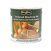 RUSTINS SRDOIL2500 2.5 litre Textured Decking Oil