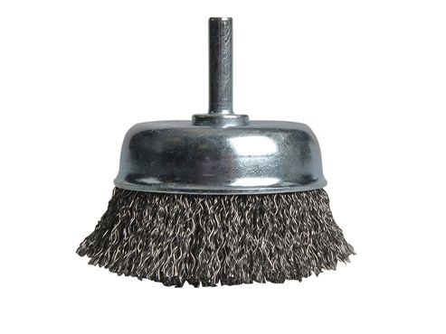 Black and Decker X36040 Wire Cup Brush 75mm x 6mm Shank