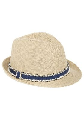 F&F Thermo Trilby Hat Natural 11-13 years