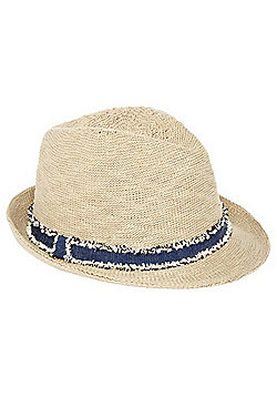 F&F Thermo Trilby Hat - Natural