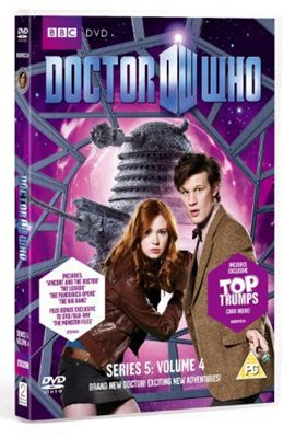 Doctor Who Series 5 Vol 4 (DVD Boxset)