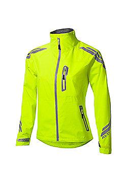 Altura Night Vision Evo Womens Waterproof Cycling Jacket - Yellow