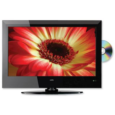 Cello C32100F 32inch Widescreen full HD 1080p LCD TV with Freeview and Intergrated DVD Player