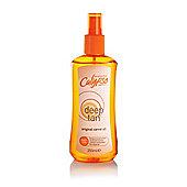 Calypso Sun Protection Deep Tan Original Carrot Oil Spray 250ml