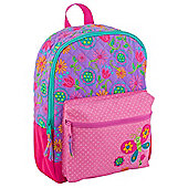 Quilted Toddler Rucksack - Butterfly