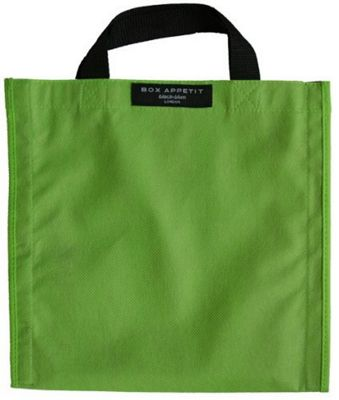 Black & Blum Lunch Box Bag in Lime 721713