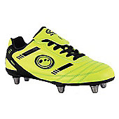 Optimum Kids Tribal Rugby Boots - Yellow - Yellow