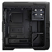 Antec GX505 Computer Case - ATX, Micro ATX, Mini ATX Motherboard Supported - Tower - Steel, Plastic - Black