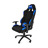 AK Racing Gaming Chair Black Blue
