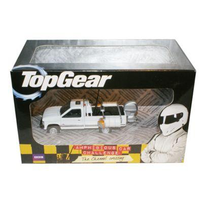 Top Gear Amphibious Car Challenge Nissan Pickup Truck Model