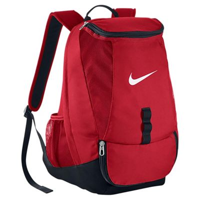 45fcf2467200 Buy Nike Club Team Red Backpack from our Backpacks range - Tesco