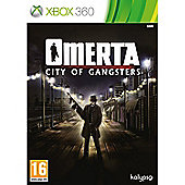 Omerta - City of Gangsters - Xbox-360