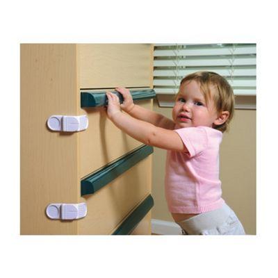 Dreambaby Angle Lock Pack of 2