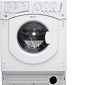 Hotpoint BHWM1492 1400rpm Integrated Washer, 7kg Load