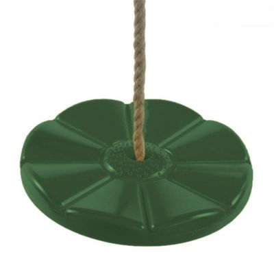 Wickey swing seat for zip wire