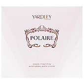 Yardley London Polaire Edt 50Ml And 100Ml Body Lotion