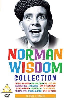 Norman Wisdom Collection  (DVD Boxset)