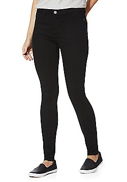 Noisy May Lucy Slim Fit Jeans - Black