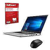 "Lenovo ThinkPad T470s 14"" Laptop Intel Core i5-7300U 8GB 256GB SSD Windows 10 Pro with Internet Security & Mouse - 20HF000UUK"