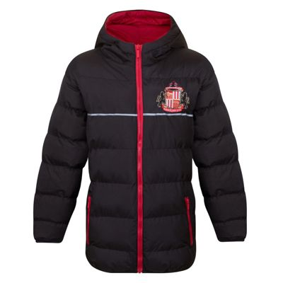 Sunderland AFC Boys Quilted Jacket 2-3 Years