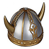 Ravensden 19cm Fancy Dress Viking Helmet