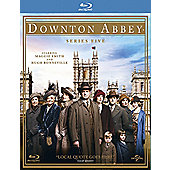 Downton Abbey: Series 5 (Blu-ray Boxset)