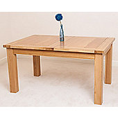 Seattle Solid Oak Extending 150 - 210 cm Dining Table