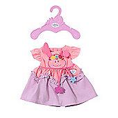 BABY Born Dress - Purple