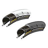 Continental Ultra Sport Folding 700 x 23mm in Black - 700 X 23mm Black